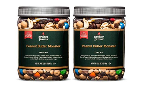Peanut Butter Monster Trail Mix - 34oz (2 Pack - 68 Total Oz)