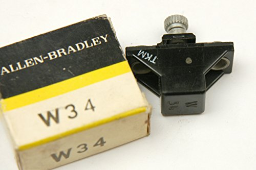 Allen Bradley W34 Overload Thermal Unit by Allen-Bradley (Allen Bradley Thermal Overload Relay)