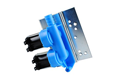 205613 Washer Water Inlet Valve for Maytag Whirlpool Washing Machine PS1583805 AP4023852 by (Hot Water Inlet Hose)