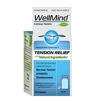 WellMind Focus Tablets-Lemon Flavor