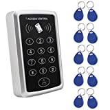 LALANCHE M203 Proximity Card Access Control System Door Opener Keyboard Key 10