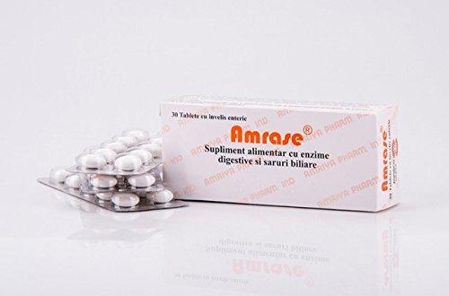 Amazon.com: amrase, 30 tabletas, amriya: Health & Personal Care