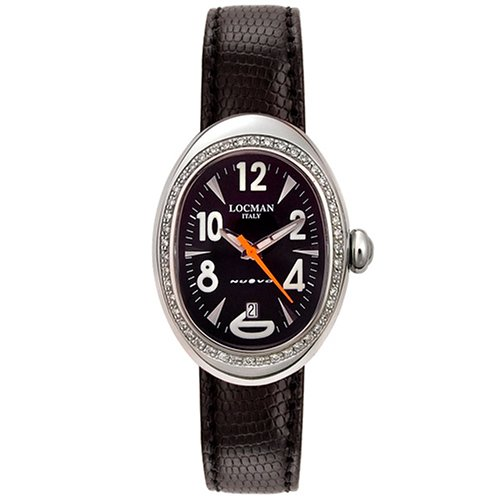 Locman Women's 028BKDNuovo Diamond Watch