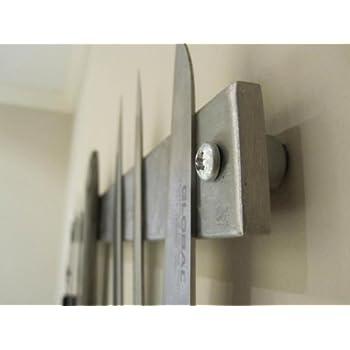 ikea grundtal stainless steel magnetic knife rack strip home kitchen. Black Bedroom Furniture Sets. Home Design Ideas