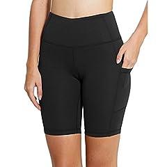 vermers Women Sports Shorts - Workout Out Pocket Leggings Fit . 2c08d1368