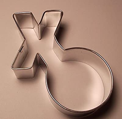 "4"" Hugs and Kisses XO Cookie Cutter"