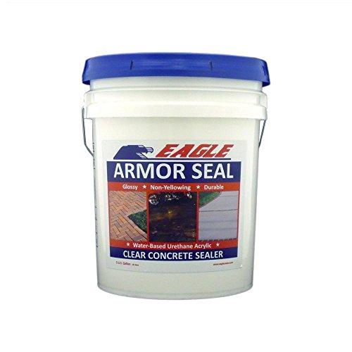 - Eagle Sealer EA5 Clear Armor Seal, 5 gal Pail,(Not Sold in HI, PR, AK, GU, VI)