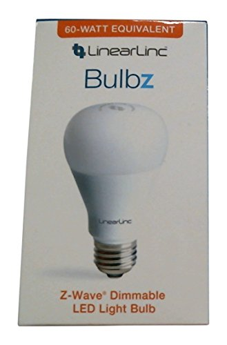 Gocontrol Z Wave Plus Light Bulb