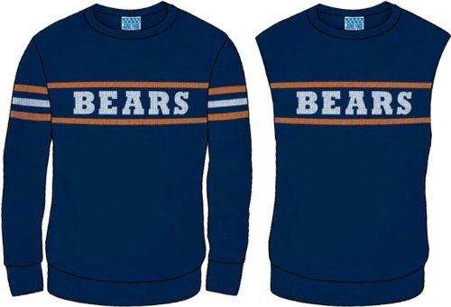Amazoncom Snl Da Bears Chicago Bears Adult Sweater Clothing