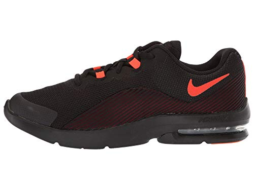 Garçon 001 2 De Crimson Running gs Nike total Air Multicolore team black Advantage Max Compétition Red Chaussures twxaqzY