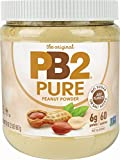 PB2 Pure Peanut Butter Powder - [2 lb/32 oz Jar] - No Added Sugar, No Added Salt, No Added Preservatives - 100% All…