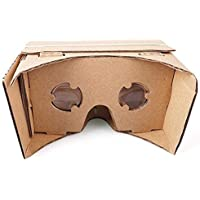 DIY Google Cardboard NFC Virtual Reality 3D Glass for 4.7 Inch Smartphone, iPhone 6/iPhone 6S