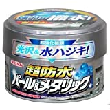 WILLSON Super Waterproof wax for light pearl & metallic car coating 310g JP New