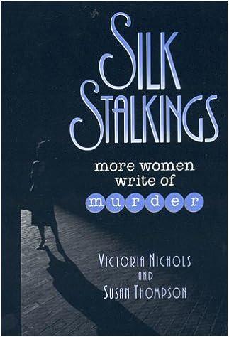 78493478c82 Amazon.com  Silk Stalkings (9780810833937)  Victoria Nichols