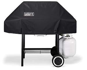 Weber estándar Gas Grill Covers/Fit de Genesis Plata A y el espíritu 350/500