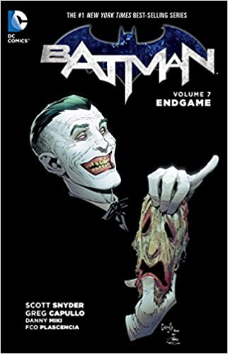 Image result for batman endgame covers