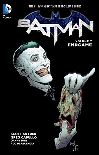 New Batman Suit - Batman Vol. 7: Endgame (The New