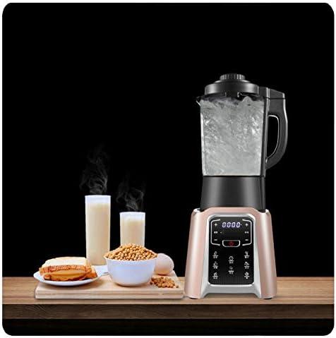 MBBJJ Romper la Pared Cocinar la máquina Hogar Multi-Funcional automático Calefacción Leche de Soja Máquina Carne Picado Exprimidor