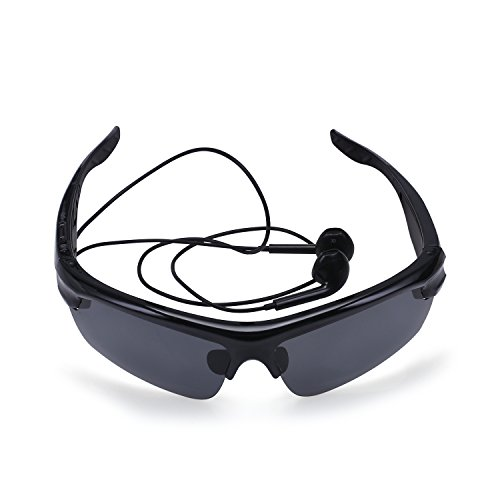 Sports Polarized Lens Bluetooth Sunglasses Smart Touch Funct
