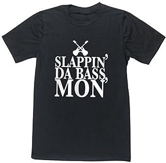 Slappin da bass mon really. join