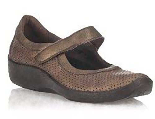 Arcopedico , Damen Ballerinas Gold Bronze