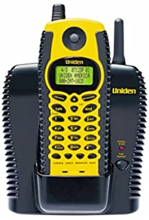 Wonderful Uniden WXI377 900 MHz Water Resistant Cordless Phone With Caller ID