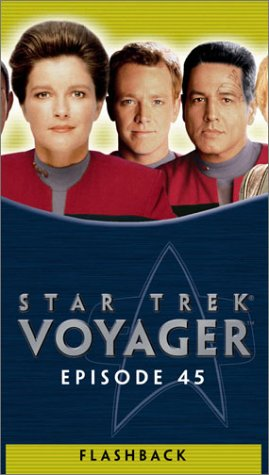 Star Trek - Voyager, Episode 45: Flashback [VHS]