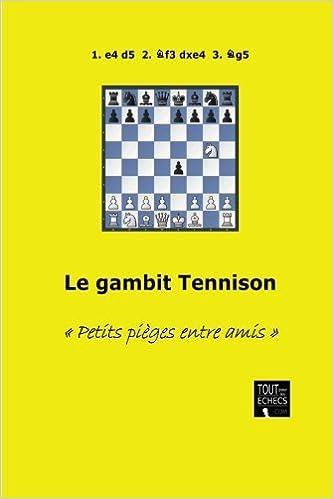 En ligne Le gambit Tennison epub, pdf