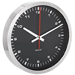 Blomus Wall Clock, Black, 40 centimeters