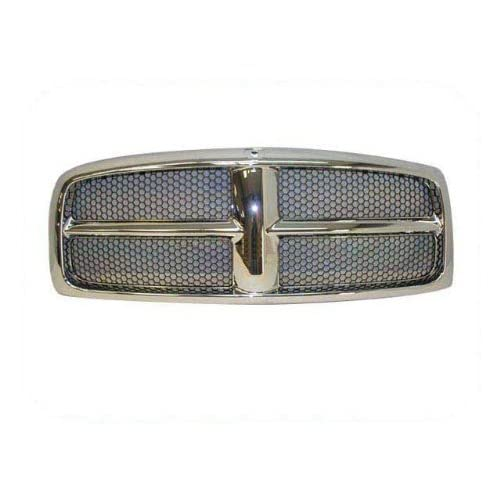 Wholesale 2002-2005 2004 2003 DODGE RAM 1500 PICKUP GRILLE CHROME free shipping