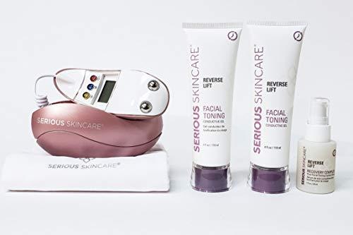 Serious SkincareThe EGG Microcurrent & Facial Toning System Deal (Best Facial Toning System)
