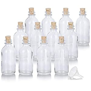 41MQHUGZWuL._SS300_ Large & Small Glass Bottles With Cork Toppers