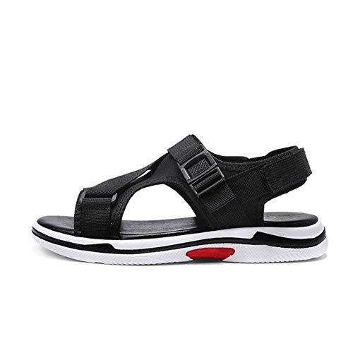 Velcro Sandali Con Antiscivolo Open Cinturini Uomo Ginnastica Ca Infradito Scarpe Da B Spiaggia Piatti Toe Sport Trekking Outdoor Escursionismo Estate RR6Zqwr