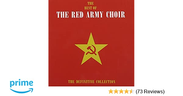 The Red Army Choir - Best Of The Red Army Choir - Amazon com