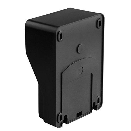 Home wired video intercom doorbell villa visual intelligent building intercom system electronic access control visual doorbell AU plug by SZYT (Image #3)