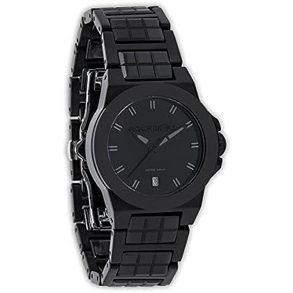 Image of Rockwell Time Women's Katelynn Phantom Black Ceramic Watch