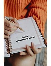 Home Management Binder: A Homeowner's Notebook Organizer