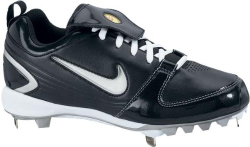 Nike Womens Unify Metal - Black/White - Size 11 415179-001-11