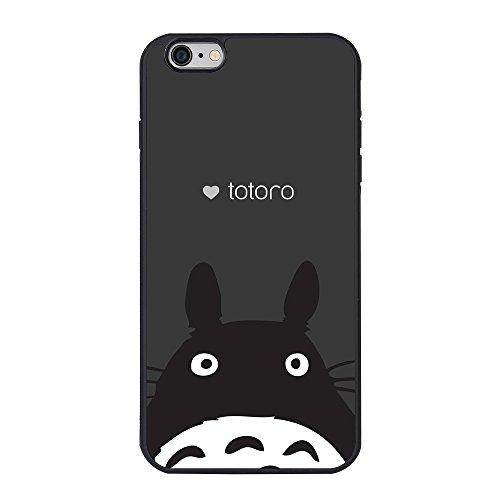 Totoro iPhone 6 plus Case,My Neighbor Totoro Case for iPhone 6 plus/6s plus 5...