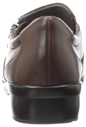 Leder Naturalizer Coffee Frauen Fashion Bean Sneaker Clarissa 0U88fqBwv