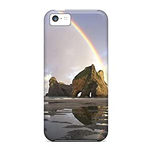 Protective MeSusges MzGanDo8607rClyO Phone Case Cover For Iphone 5c by lolosakes