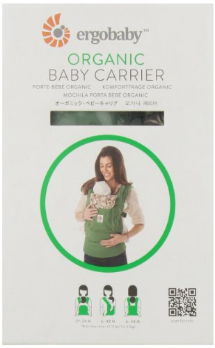 Ergobaby Organic Cotton Baby Carrier Color: River Rock