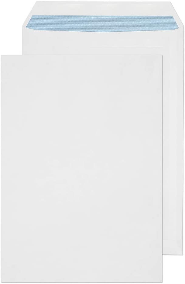 Blake 13896/50 PR Purely Everyday - Sobres autosellables, color blanco C4, 50 unidades, 324 x 229 mm