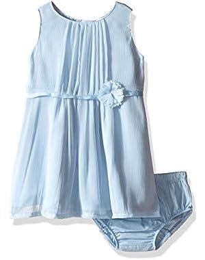 Baby Girls' Rosette Dress (Baby)