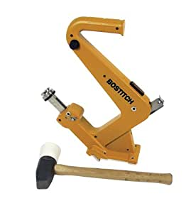 Factory-Reconditioned BOSTITCH U/MFN200 Manual Flooring Cleat Nailer Kit