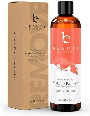 Facial Cleanser: Beauty By Earth Makeup Remover