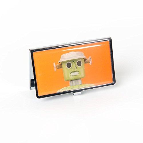 tokyobay-u49278or-robot-business-card-holder-orange-grade-1-to-12-025-height-225-wide-35-length