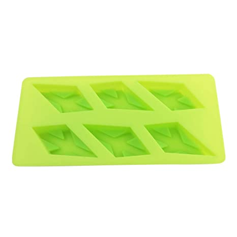 Moldes Diamante de Silicona para Repostería - Molde De Silicona Magdalenas Muffins - Moldes 3D Mini
