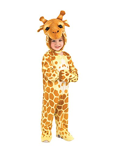 Rubie's Silly Safari Giraffe Costume - Toddler -