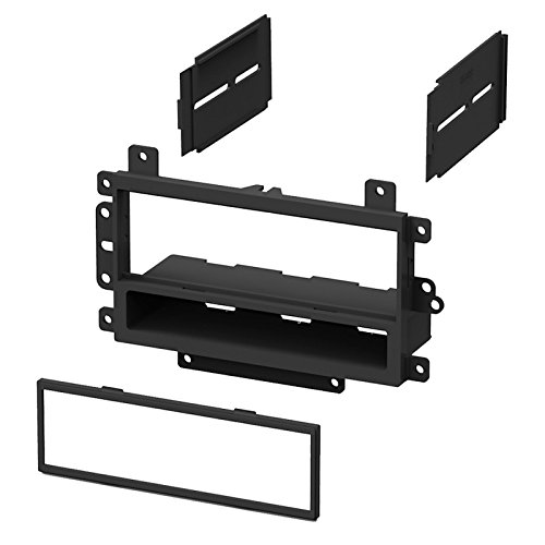 Oldsmobile Delta Royale (IMC Audio Double Din Dash Kit for Aftermarket Radio Installation for Oldsmobile Pontiac Suzuki)